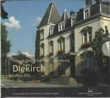 Luxemburg BU set 2012 / 1 cent - 2 euro KMS