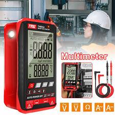 Digital Multimeter Voltmeter Ammeter Ac Dc Volt Ohmmeter Tester Meter Auto Range