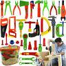 32x enfants semblant jouer artisans de réparation de menuiserie outils jou sfIBB