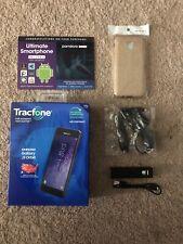 Tracfone Samsung Galaxy J3 Orbit W/ Accessories