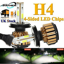 For VW Caddy Beetle H4/HB2/9003 LED Headlight Headlamp Bulbs KIT 320W 32000LM 2x