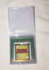 Yu-Gi-Oh Dark Duel Stories Nintendo Game Boy Color + Advanced Systems, 2002