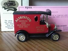 Lledo LP06 Code 3 Model T Ford Van, Alfriston Festival and Old English Fair 1991