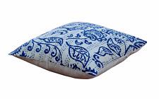 Indian Handmade Kantha Cushion Cover Throw Pillows Decorative Sofa Throw Cushion