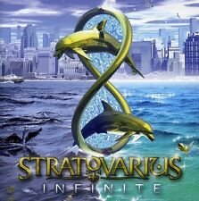 Stratovarius - Infinite [New CD] UK - Import