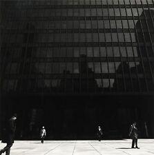 HARRY CALLAHAN: New York, 1970 / VINTAGE Silver Print / Printed 1972 / SIGNED!