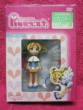 Pinky:st Street GDDL1141 Gonzo DVD Mei Lucky Sweet Saki Vinyl Toy Figure Anime