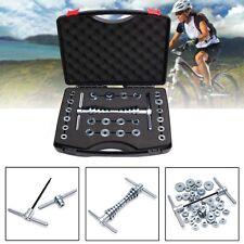 25X Bike Bicycle  Bearing Removal Install Tools Set Bottom Bracket Hub &BB Axis