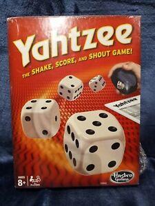 Yahtzee Classic Hasbro Dice Board Game BRAND NEW Sealed