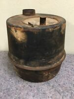 M-1941 Army Tent Heater & Stove-Model Used Through 1980's