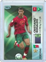 PANINI GOAAL WORLD CUP 2006 CRISTIANO RONALDO CARD NO 140