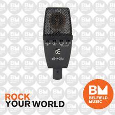 sE Electronics 4400a Condenser Microphone Studio Broadcast Touring Condensor Mic