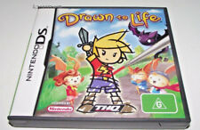 Drawn To Life Nintendo DS 3DS Game *Complete*