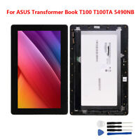 Pour ASUS Transformer Book T100 T100TA LCD Display Touch Screen Tactile + Cadre