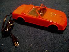 RARE KINYO VHS VIDEO CASSETTE 2-WAY (REWINDER / FORWARDER) RED CONVERTIBLE CAR