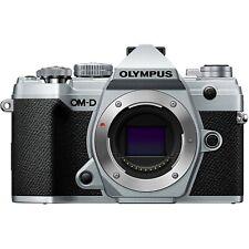 New Olympus OM-D E-M5 Mark III Mirrorless Digital Camera Body Only Silver
