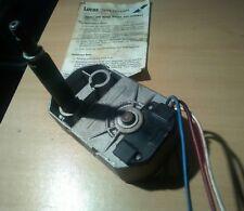 REAR WIPER MOTOR,  gearbox only FIAT 127 128 / ALFA, ?? LUCAS CARELLO 76255A