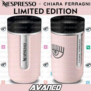 Nespresso x Chiara Ferragni Nomad Travel Mug Insulated Coffee Cup Tumbler 300ml