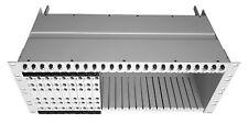 TE/ADC DSX-4U-24 DSX-3 Rear Cross-Connect DS3/T3, Loaded w/ 9 six-port Modules