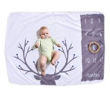 Unbranded Easy Care Fleece Nursery Blankets   Throws  b41c38f5c
