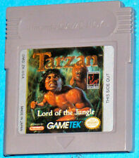 Tarzan Lord of the Jungle - Game Boy GB Nintendo - PAL