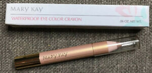 Mary Kay Waterproof Eye Color Crayon Goldspun 4939 NIB Wear On Box
