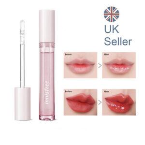 Innisfree Plumping Lip Glow 4ml, Volume and Hydration, Genuine Korean, UK Seller