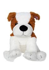 Cuddly Soft 8 inch Stuffed Bull Dog Friend.We stuff 'em.you love 'em! - Bear