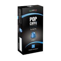 100 Capsule compatibili Nespresso Pop Caffè miscela 4 - Decaffeinato