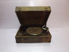 Joli ancien gramophone phonographe, DECCA