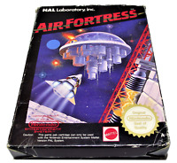 Air Fortress NES Boxed PAL *Complete*