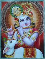 Lod Krishna, Divine Cow - POSTER (Normal Paper, 8.5x11)