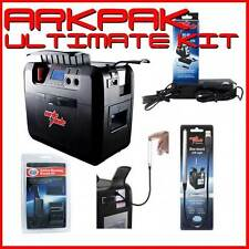 Arkpak AP 730 Battery Box Powerpack 12v Dual AGM System Inverter Ark Bonus pak
