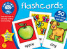Orchard Toys 019 Flashcards Kids Childrens Toddler Fun Learning Game 3 Years +