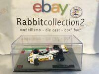 "DIE CAST "" BRABHAM BT44 - 1974 CARLOS REUTEMANN "" FORMULA 1 COLLECTION 1/43"