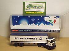 Volvo F 88 2a/2a Ko-Sz Polar-Express (ASG? Wiking Sonder-Modell v. Kliem u. Höhn