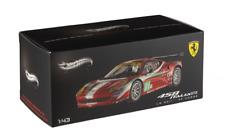 Ferrari 458 Italia Gt2 #51 24H Mans 2011 1/43 Hotwheels ELITE x5497 Neuf Boite