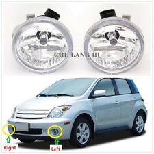 Pair For Toyota Scion xa 2004 2005 2006 Front Fog Light Lamp with Halogen bulbs