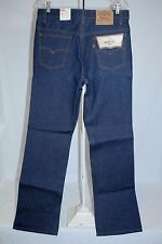 NOS LEVI's 517 Saddleman Boot Cut,Deadstock Orange Tab Jeans, Mens 34 X 32,USA