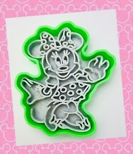 Disney Inspired Minnie Mouse  Cookie Cutters