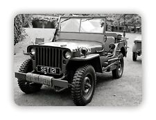 US Army Jeep ww2 Militare USA POSTER Placca Di Metallo Segno Poster Retrò Vintage