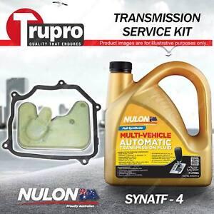 SYNATF Transmission Oil + Filter Service Kit for Renault 19 TXE 21 Laguna R25