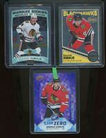 2019-20 Rookie Dominik Kubalik 3 card lot OPC + Subzero