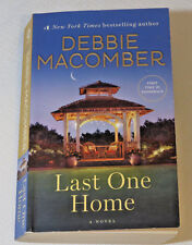 Last One Home A Novel by Debbie Macomber 2015 Paperback Book Fiction