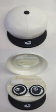 KIT PORTA LENTI A CONTATTO DA BORSA TRAVEL CONTACT LENS CASE CAPPELLO BIANCO N