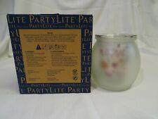 Partylite P93062 With Love Votive Holder Nib