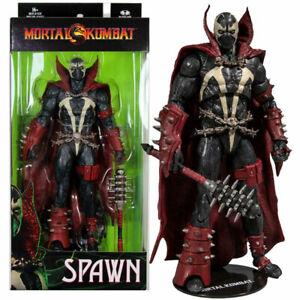 Mortal Kombat XI Spawn Mace Version Mcfarlane