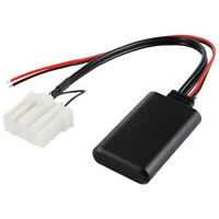 Car Bluetooth 4.0 AUX Adapter Cable Audio Input For Mazda M6 M3 RX8 MX5 MA1969