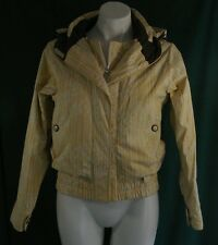 HOLDEN Ski Jacket - Lots of Pockets - Immaculate - Tans - Size XS