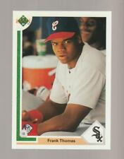 1991 Upper Deck #246 Frank Thomas rookie card, Chicago White Sox